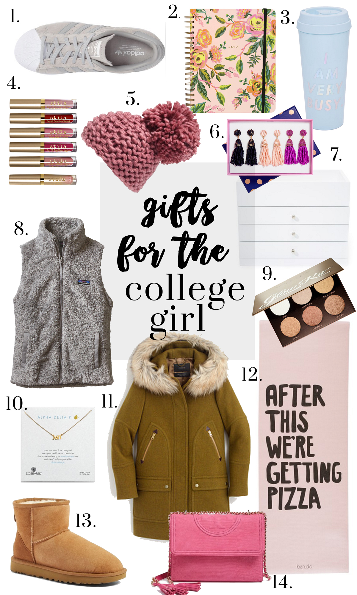great gifts for college girls school is almost in session surprise the college student in - Christmas Gifts For College Girl